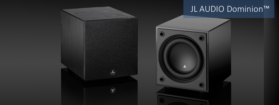 JL Audio Dominion högtalare