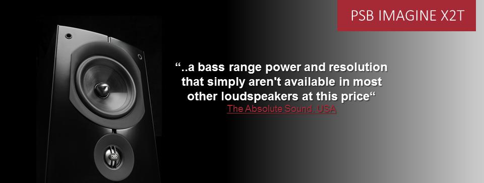 PSB Speakers Imagine X2T högtalare